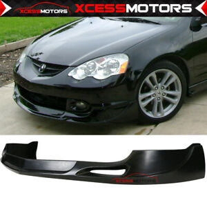 Fits 02 04 Acura Rsx Type S Pu Front Bumper Lip