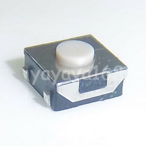 500pcs Smd Tact Switch 6 2 6 2 3 5mm Pcb Tactile Switches Spst no Pushbutton New