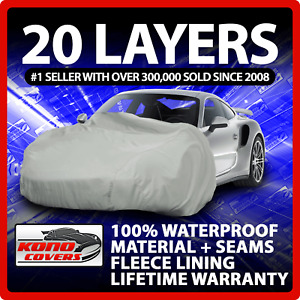 20 Layer Suv Cover Soft Fleece Waterproof Breathable Uv Indoor Outdoor Car 17707