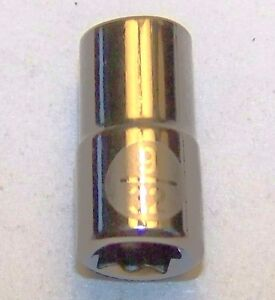 Armstrong 10 109 New 9 32 Socket 12 Point Double Hex 1 4 Drive Chrome