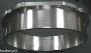 Applied Materials Stainless Steel Chamber 1 a02449 a 066
