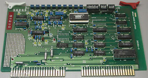 Nikon Pcb Assembly 30153 2 Made In Japan W A d Converter Adc82ag