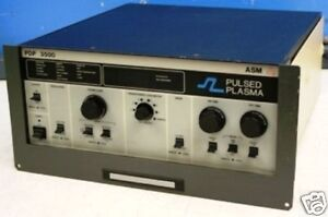 Advanced Energy Asm Pdp3500 Pulsed Plasma Controller