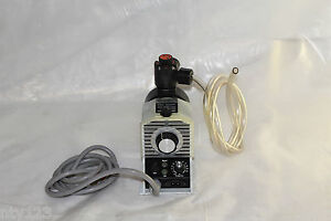 Iwaki Ep b35 Metering Pump Variable Volume And Frequency