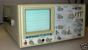 B k Precision 40 Mhz Oscilloscope Model 1541a