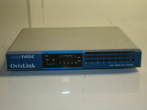 Ovislink Ether Ethernet Switch Fh8ds