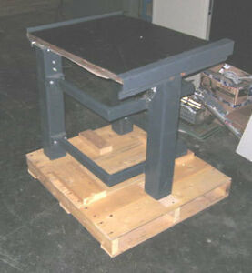 Kinetic Systems 1211 02 11 Vibraplane Isolation Table