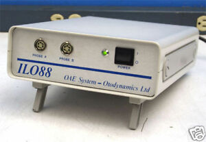 Otodynamics Ltd Ilo88 Clinical Screening Oae System