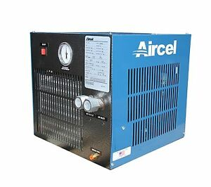 15 Cfm Aircel Refrigerated Compressed Air Dryer New Model Vf 15