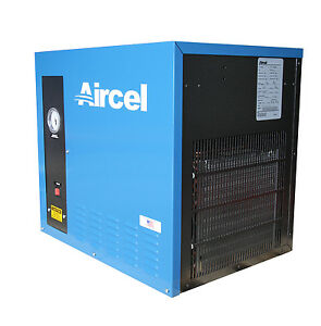 New 75 Cfm Aircel Refrigerated Compressed Air Dryer Model Vf 75 Made In Usa