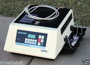 Wescor Inc 7120 Aerospray Hematology Slide Stainer Cytocentrifuge