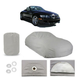 1996 2002 Bmw Z3 4 Layer Car Cover Fitted Water Proof Snow Rain Uv Sun Dust