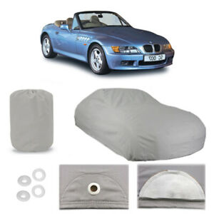 Bmw Z3 4 Layer Car Cover Fitted In Out Door Water Proof Rain Snow Sun Dust