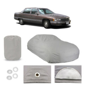 Cadillac Deville 4 Layer Car Cover Outdoor Water Proof Rain Sun Dust Early Gen