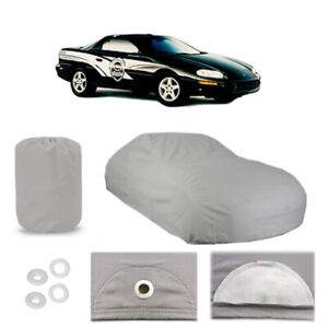 Chevy Camaro 5 Layer Car Cover Outdoor Water Proof Rain Snow Sun Dust 4th Gen
