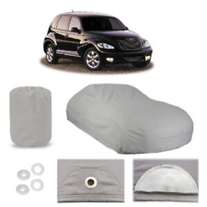 Chrysler Pt Cruiser 4 Layer Car Cover Fit Outdoor Water Proof Rain Snow Sun Dust