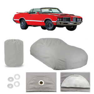 Oldsmobile Cutlass Supreme 5 Layer Car Cover Outdoor Water Proof Rain Dust Early