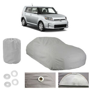 Scion Xb 4 Layer Car Cover Fitted In Out Door Water Proof Rain Snow Uv Sun Dust