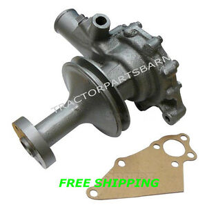Ford New Holland Tractor New Water Pump Gasket Hub 1910 2110 2120 Sba145016540