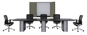 New Verde 12 Modern Office Conference Boardroom Meeting Room Table