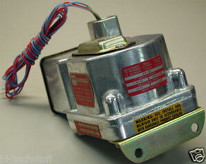 Barksdale Pressure Or Vacuum Actuated Switch D2t a80