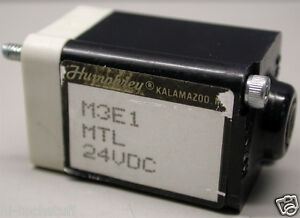 Humphrey Mini Mizer Direct Acting Solenoid Valve M3e1 mtl