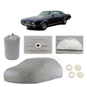 Oldsmobile Cutlass Supreme 6 Layer Car Cover Outdoor Water Proof Rain Dust Early