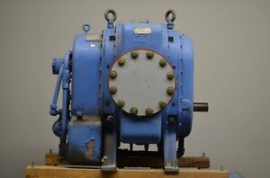 Roots Rotary Lobe Gas Blower Blowers 14 X 14 Rgs 1414 Rgs 300 Hp