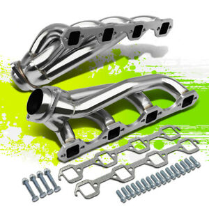 Stainless Racing Manifold Shorty Header Exhaust 79 93 Ford Mustang 5 0 5 0l 302