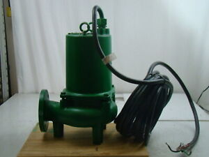 Hydromatic Submersible Sewage Pump 460v 335gpm S3s300m4 4