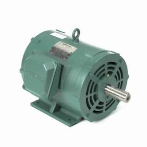170065 60 15 Hp 1775 Rpm New Leeson Electric Motor