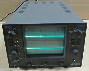 Electronic Visuals Ev 4151 Analogue Component Waveform Monitor test Equipment