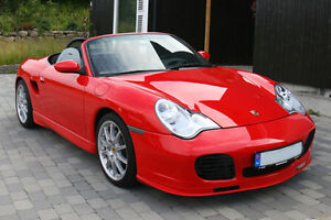 Porsche 986 Boxster 996 To 996 Turbo Mk2 Conversion Update Direct Bolt On Oem