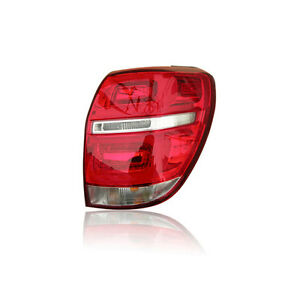Right Side Rear Led Tail Light Lamp Assy 1p For 2008 2016 Chevy Captiva
