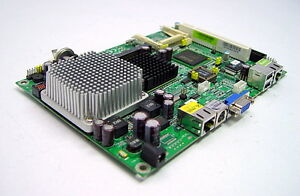 Bcm Ebc5852 Sbc Single Board Computer Embedded W Intel Celeron M 800mhz Cpu