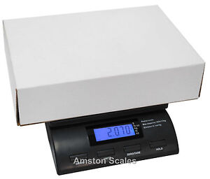 36 Lb X 0 1 Oz Digital Postal Scale With Ac Plug Postage Shipping Package Mail