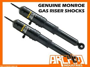 Monroe Rear Air Assist Adjustable Shock Absorber For Ford Falcon 1966 1982