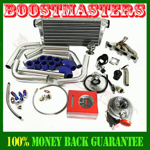 Universal Gt35 Turbo Charger Hybrid Turbo Starter Kits Dodge Neon Srt 4 0 70a r
