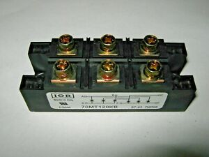 International Rectifier 3 Phase Bridge 70mt120kb 70a 1200v New