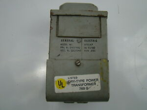 General Electric 250kva Dry Type Power Transformer 240 480x120 240v 9t51y7