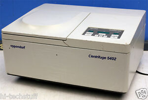 Eppendorf 5402 Multipurpose Refrigerated Centrifuge