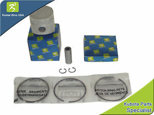 New Kubota D750 Kit Piston Rings 5