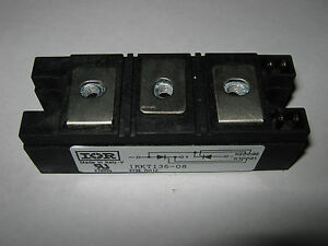 International Rectifier Module Irkt136 08 New