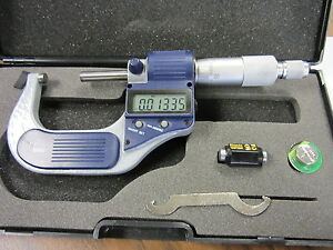 1 2 25 50mm Electronic Digital Micrometer new