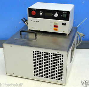 Haake A80 Temperature Controlled Circulating Water Bath Circulator 000 7126