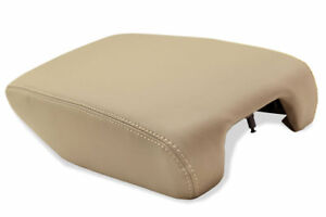 Center Console Armrest Leather Synthetic Cover For Lexus Gs300 Gs400 98 05 Beige