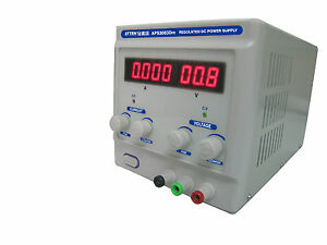 1 New Atten ldb Dc Power Supply 3a 30v Aps3003dm Ship From Usa Sale