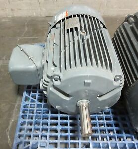 Emerson Us Electric Motor 30 Hp 1760 Rpm 3 Phase A30s2c Model R101 Refurb