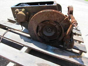 White G102 Military Half Track Transfer Case Assembly Wwii M2 M3 M4 M13 M15 M16