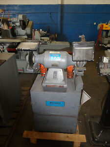 Cincinnati Electric Tool Co Pedestal Grinder